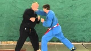 Обучение системе рукопашному бою Часть 11