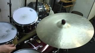 """SPIZZICHINO / RIDE 20"""" 1877g http://www.drumshop-apollo.com/?pid=90..."""