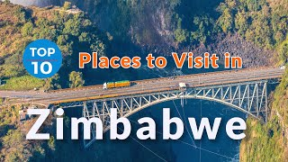 10 Best Places to Visit in Zimbabwe | Travel Videos | SKY Travel