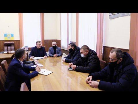 bogodukhov-city: Богодухов TV. Відбулася нарада з дорожніми і комунальними службами району. (14.12.2020)