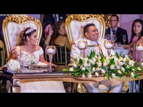 ¿Cuántos miles de dólares gastó el salsero Josimar en su matrimonio?