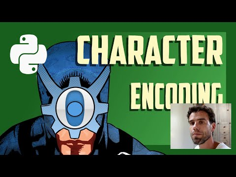 Character encoding in Python made easy
