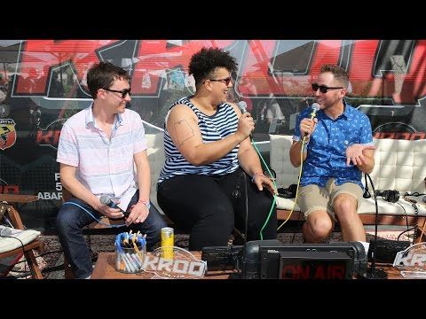 Stryker Interviews Alabama Shakes at the KROQ Coachella House