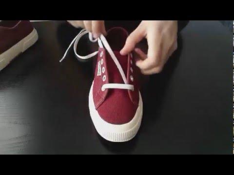 Ayakkabı Bağcığı Nasıl Bağlanır en Güzel Yöntem