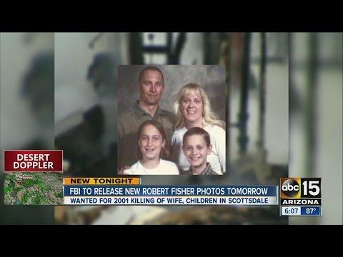 FBI To Release New Robert Fisher Photos
