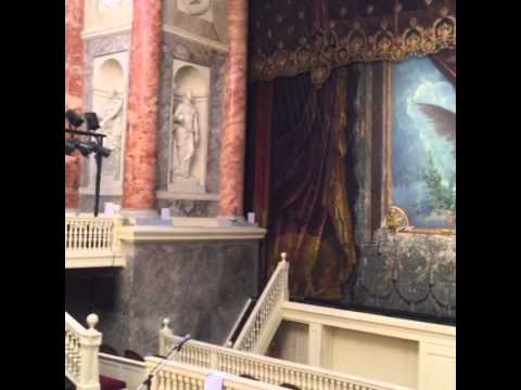 Hermitage Theater Sint Petersburg Russia ARC Baltic 2015