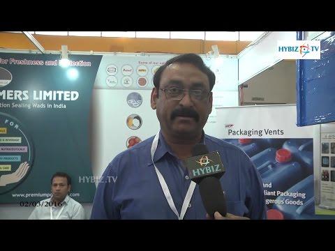 Dinesh Kushwala Premium Polymers - PackPlus South 2016 - Hybiz