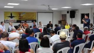 Técnico em Segurança de Campo Grande MS faz apelo e denúncia omissão da Infraero