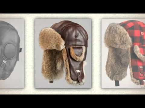 Aviator Hats From Fur Hat World