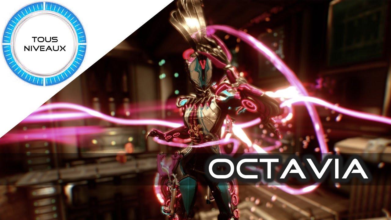 Warframe Octavia Build Fr