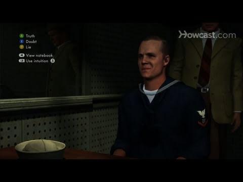 "L.A. Noire Walkthrough Part 53: ""The White Shoe Slaying"" (6 of 8)"
