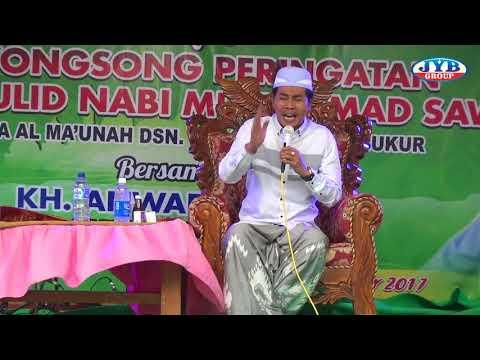 KH  Anwar Zahid TERBARU Patianrowo, Nganjuk 8 November 2017