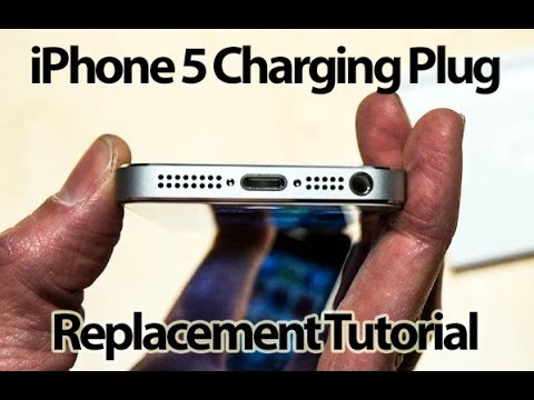 iphone 5 will not charge iphone 5 charging port replacment 8296
