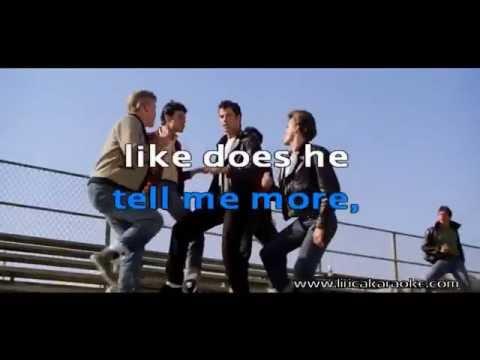 Grease - Summer Nights (Karaoke)