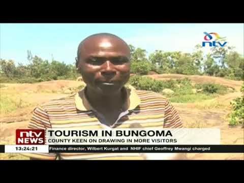 Bungoma county keen on drawing in more visitors in its tourism sector