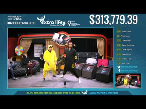 Rooster Teeth Extra Life 2015 Stream Hour 19
