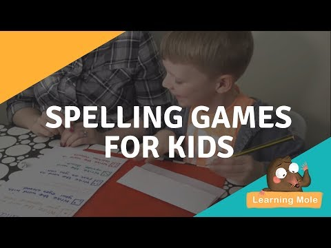 Spelling And Writing English Alphabet Letters Games For Kids