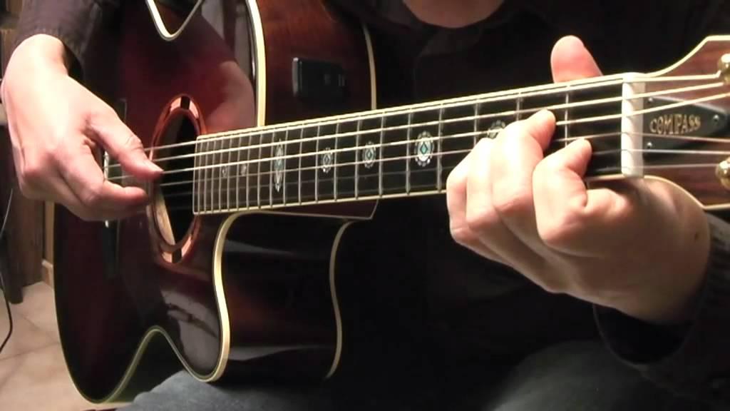 Adele Set Fire To The Rain Guitar Lesson by Siggi Mertens - YouTube