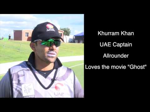 Meet some of the stars of the ICC Cricket World Cup Qualifier