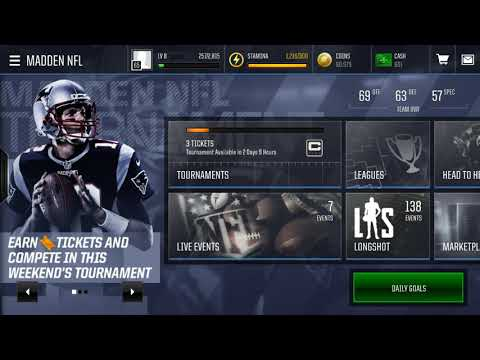 FIRST MADDEN MOBILE 18 VIDEO