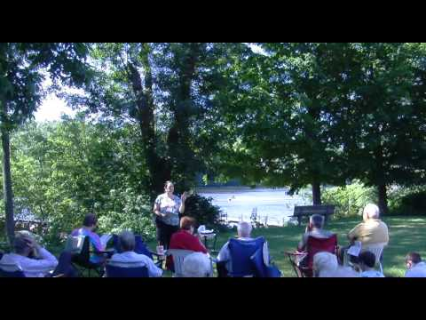 Port Church 7/6/14 Outdoor Service