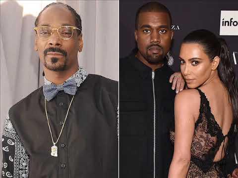 Snoop Dogg roast Kim and Kanye West over Drake song