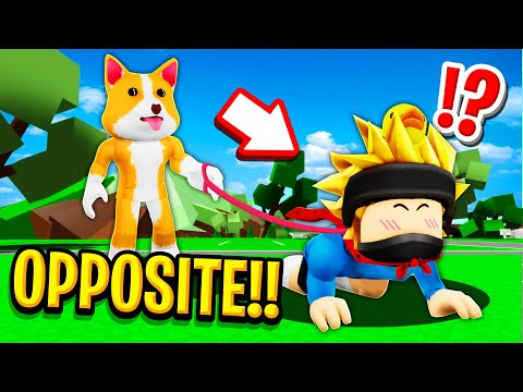 OPPOSITE DAY in Roblox BROOKHAVEN RP!!