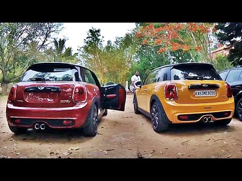 Rev Battle Armytrix Mini Cooper S Vs Jcw Mini Cooper S 2016