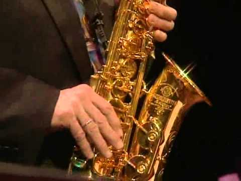 "Ben Sidran with Phil Woods, 1997 ""I Wanna Be A Bebopper"""