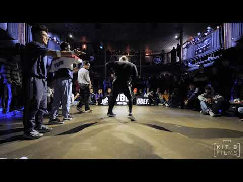 Unknown Floor Force VS Chill Squad 3vs3 Top16 - Rock Harder 2019