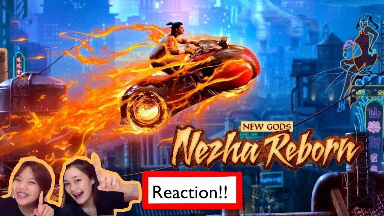 Download First time Reaction : New Gods NeZha Reborn
