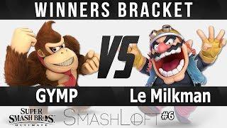 SL Ultimate #6 - GYMP (Donkey Kong) vs Le Milkman (Wario) - Winners Bracket