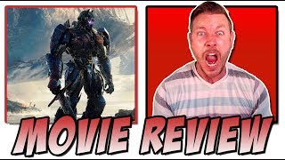 Transformers: The Last Knight (2017) - Movie Review (Transformers 5)