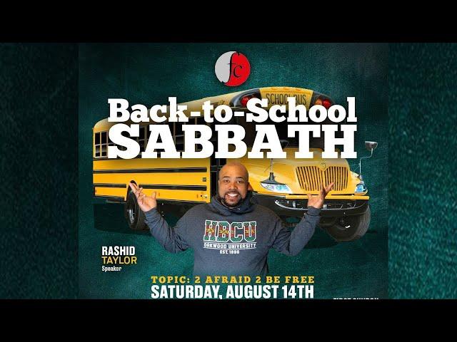 Happy Sabbath 8/14/2021