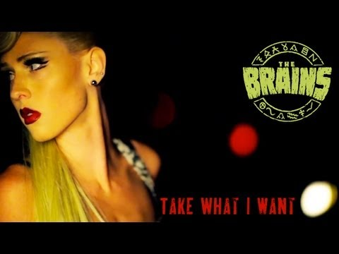 The Brains - Take What I Want (Official Video - BANNED ON MUCH MUSIC)