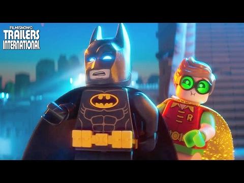 LEGO BATMAN, O FILME. Novos spots para a comédia animada.
