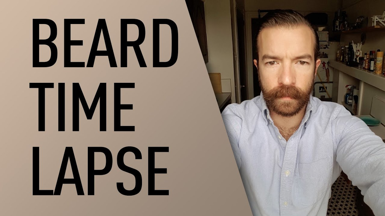 2 Month Beard Time Lapse Amp Updates Jeff Buoncristiano