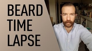 2 Month Beard Time Lapse & Updates | Jeff Buoncristiano thumbnail