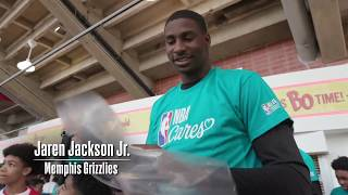 All-Access: NBA Cares All-Star Day of Service
