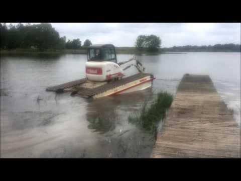 Marsh Equipment In Action