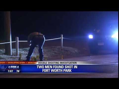 Man shot inside Fort Worth home