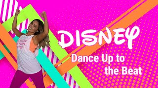 *DISNEY MIX* FAMILY-FRIENDLY FITNESS | FULL AT-HOME WORKOUT WITH WARM-UP + COOL DOWN