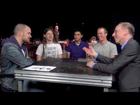 IOT Rotterdam - Interview met team Sense OS