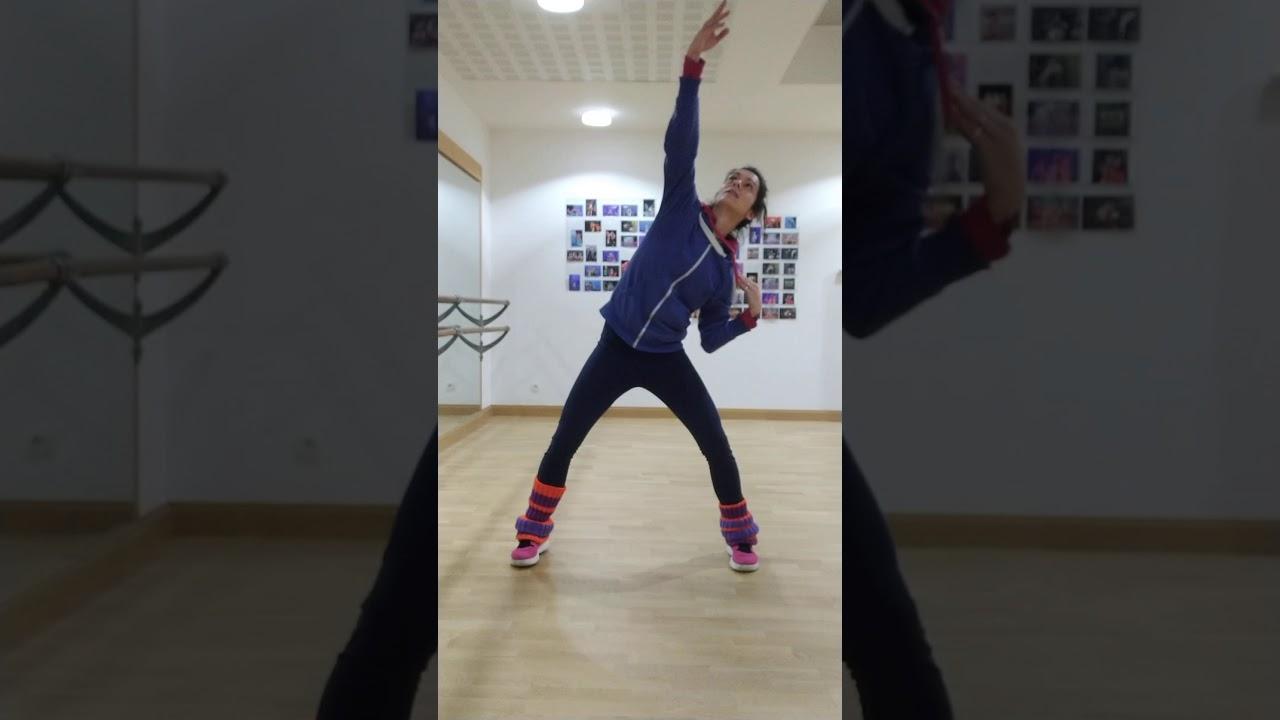 Renforcement musculaire : Séverine Part. 1