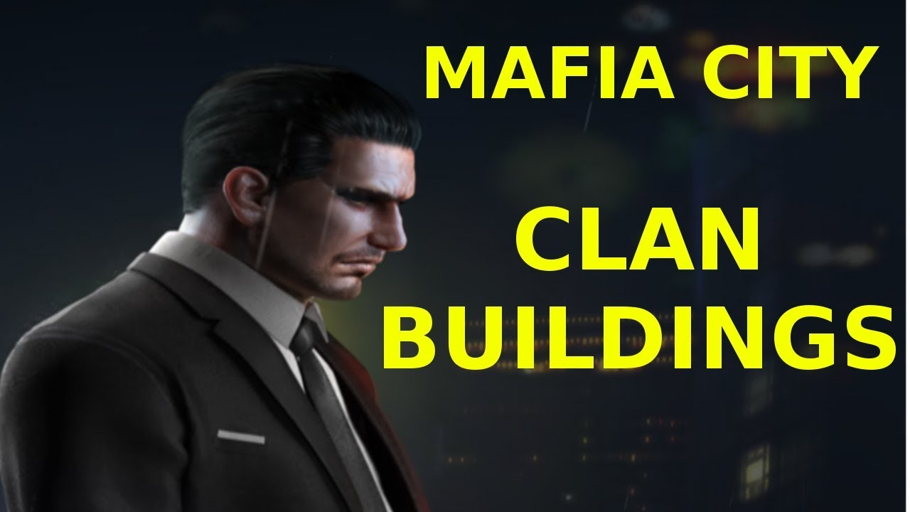 Clan Buildings Mafia City Flavio Gaming