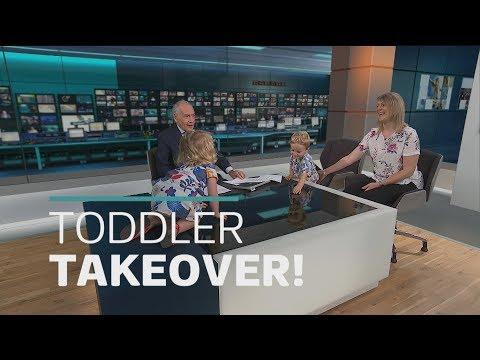 ITV News anchor