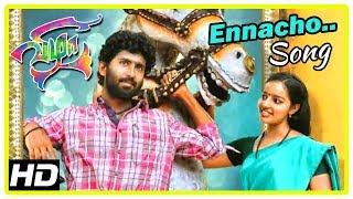 Tamil Hits Songs 2017 | Ennacho Edhacho Song | Vizha Tamil Movie | Mahendran | Malavika Menon