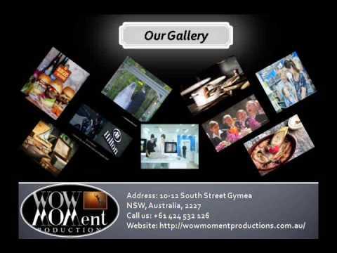 Corporate Video Production, Videographer Sydney, CGI Production