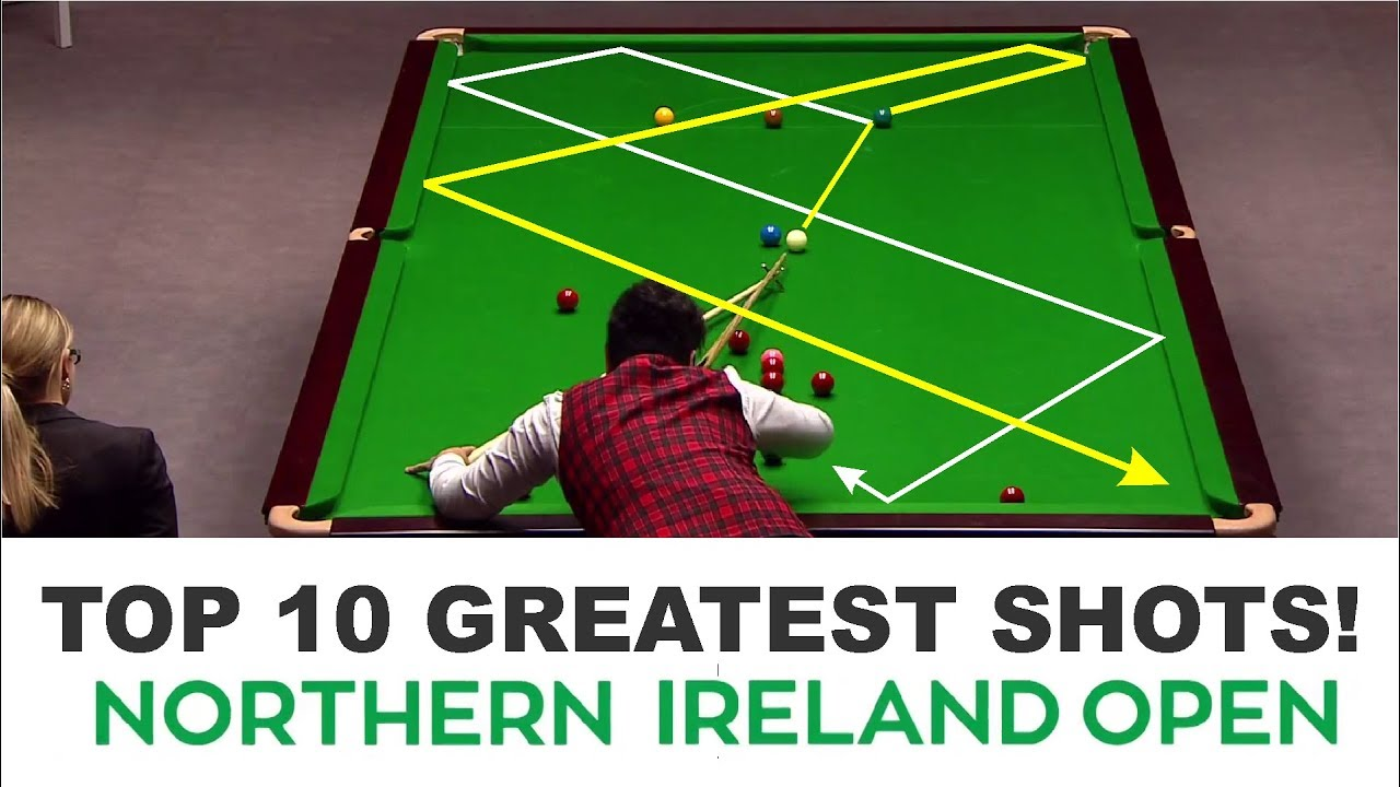 snooker northern ireland open 2019