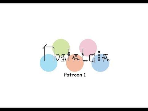 Cal Nostalgia Patroon 01 Youtube